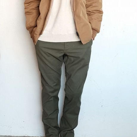 LAMOND(ラモンド)   DOWN OVER BLOUSON   MOCHA
