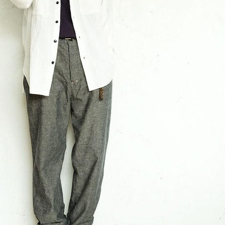 MANUFACTURES&Co.(マニュファクチャーズアンドコー)   STANDARD WORKERS SHIRT