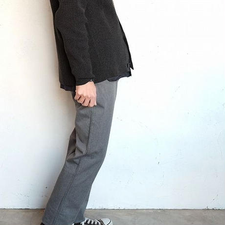STUDIO ORIBE(スタジオオリベ)  L pocket Pants  GRAY