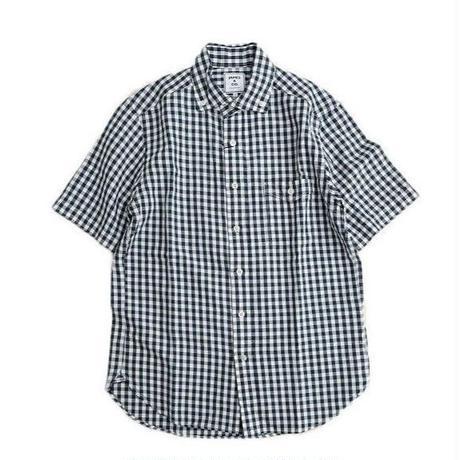 DELICIOUS(デリシャス)   Pujol Short Sleeve   GINGHAM