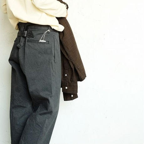 ORDINARY FITS(オーディナリーフィッツ)   YARD TROUSERS