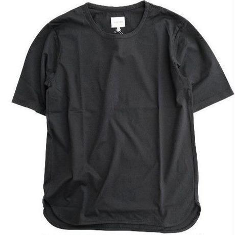CURLY(カーリー)   SDH HS CN TEE   BLACK