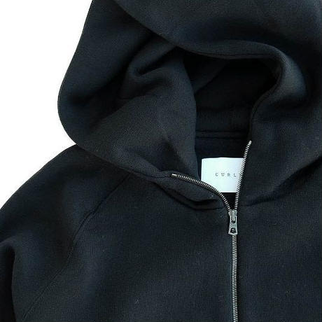 CURLY(カーリー)   PRESTON ZIP PARKA  BLACK