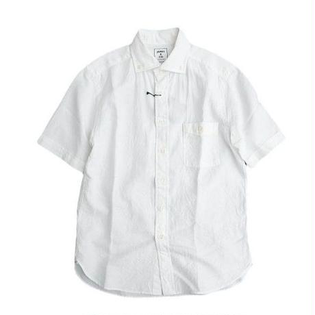 DELICIOUS(デリシャス)   Pujol Short Sleeve   WHITE