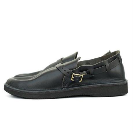 aurora shoes(オーロラシューズ)    middle english   BLACK