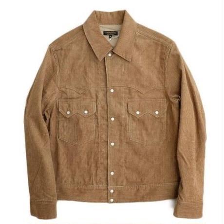 *A VONTADE(アボンタージ)   Cowboy Jacket  TAN