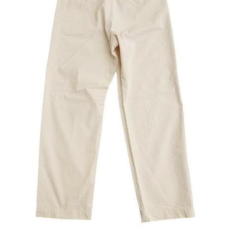 *A VONTADE(アボンター)   Type 45 Chino Trousers -Wide Fit -   NATURAL