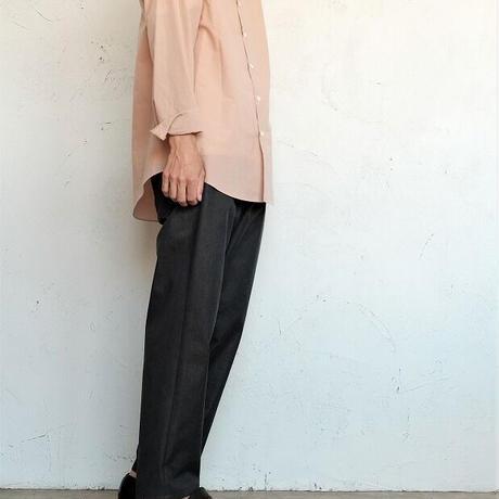 tilt The authentics(チルトザオーセンティックス)   Undecorated Shirt  Dusty Pink