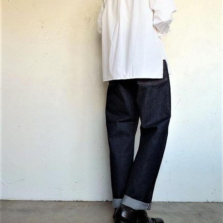 STILL BY HAND(スティルバイハンド)   B.D SHIRT  white