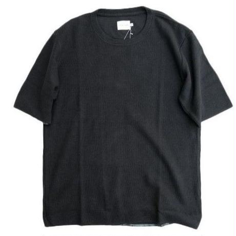CURLY(カーリー)   BROMLEY HS TEE  BLACK
