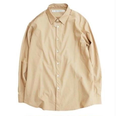 EEL products(イールプロダクツ)   フラットシャツ  BEIGE