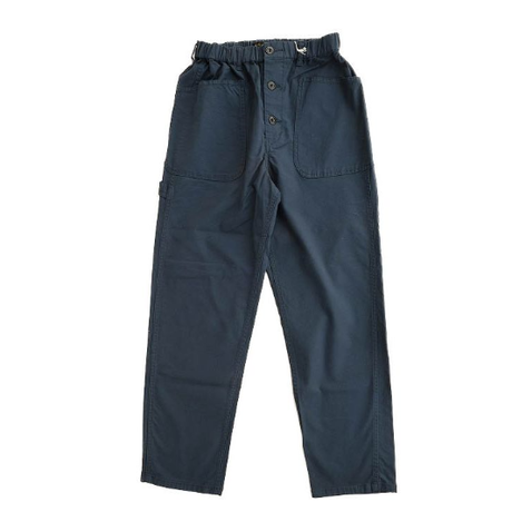 DELICIOUS(デリシャス)   Nora Work Pants   BLUE