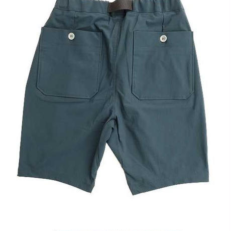 CURLY(カーリー)   BRIGHT EZ SHORTS  INKBLUE