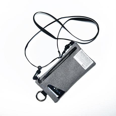 Flat hang pouch
