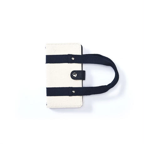 Tote-themed flipcase(iphone6/6s/7/8 共通サイズ)