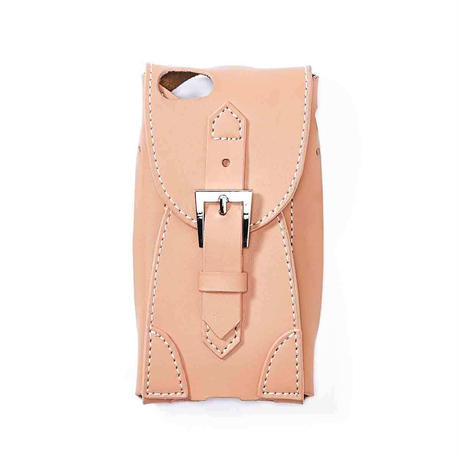 Leather inset  case