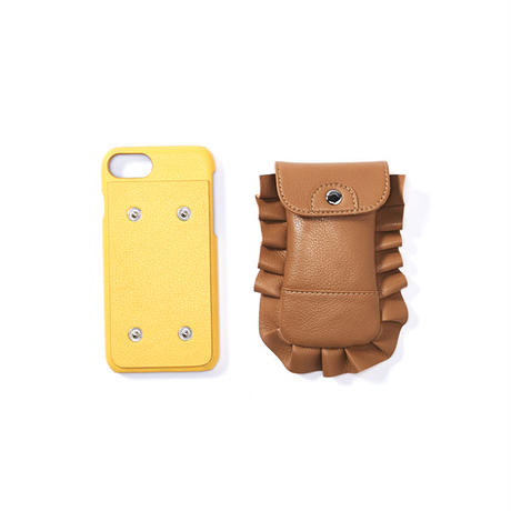 B&C Frill case  (iphone6/6s/7/8 共通サイズ)