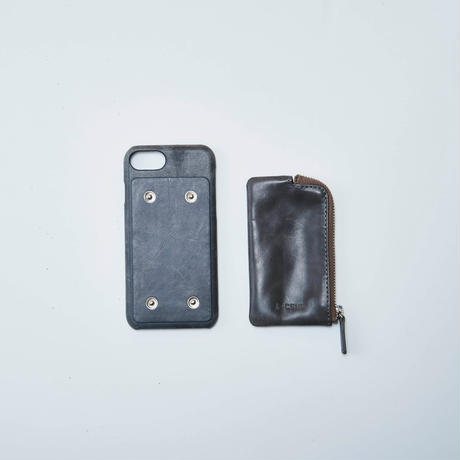 Aging leather case (iphone6/6s/7/8 共通サイズ)