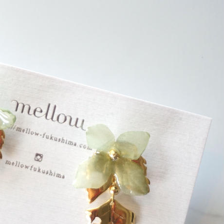 mellow // jelly flower gold