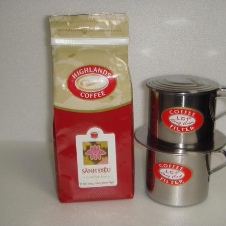 ベトナムコーヒー2点セット
