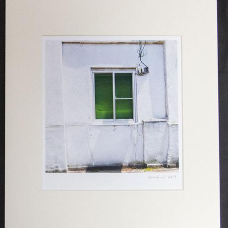 green (window)/プリント