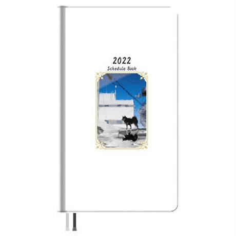 【予約販売】 柴犬 acoshiba 2022年 ポケットサイズ スケジュール帳 PO2245