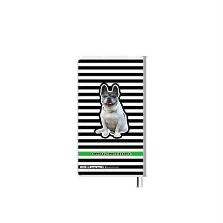 【予約販売】 フレンチブルドッグ donguri-gland 2022年 ポケットサイズ スケジュール帳 PO2261
