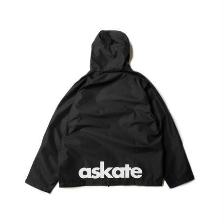 askate Logo Mountain Jacket Black