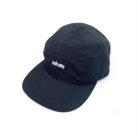 askate Slyde Camp Cap Black