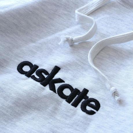 askate Logo P/O Hoodie Ash