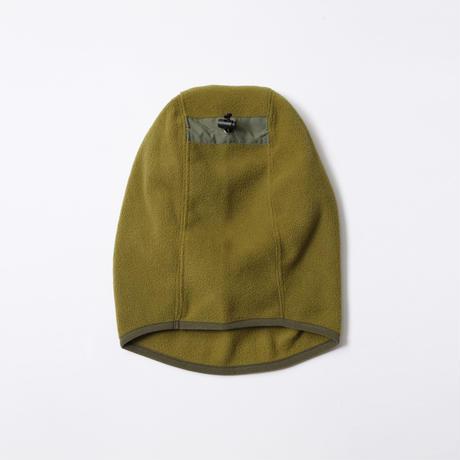 askate MAGICNUMBER Fleece Face Mask Olive
