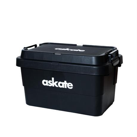 askate Logo Trunk Cargo Black