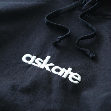 askate Logo P/O Hoodie Black