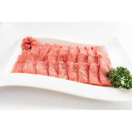 あか牛カタ・焼肉用(500g)
