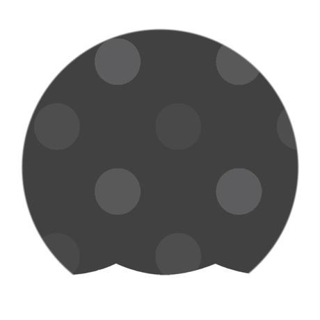 【a.s.s.a】FM-225 マーゴット(ブラック・アイボリー)