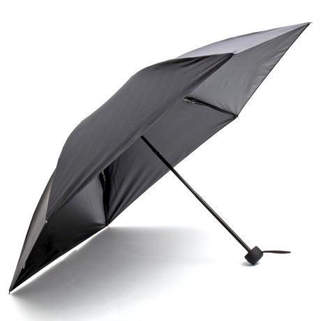 【a.s.s.a】FM167 メンズ折りたたみ日傘 完全遮光 100cm (ブラック・ネイビー)