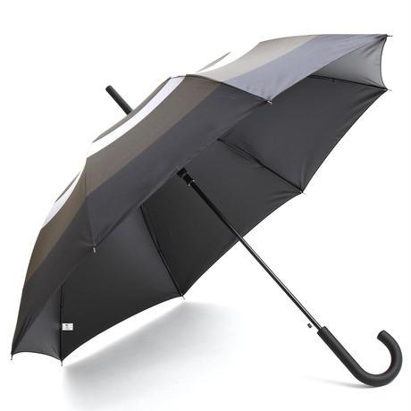 【a.s.s.a】FJ171  メンズ日傘  完全遮光 100cm (ブラック・ネイビー)