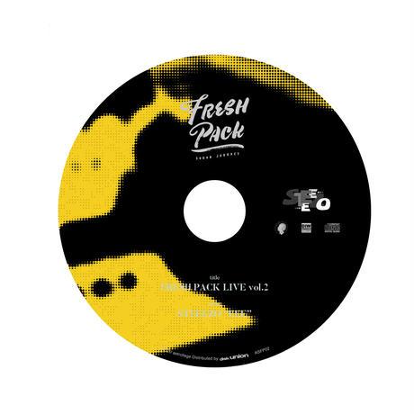 "FRESH PACK vol.2 - STEEEZO ""EEE""(特殊パッケージ/完全限定盤CD)"