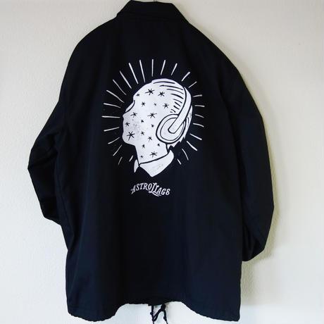 astrollage コーチジャケット(BLACK)