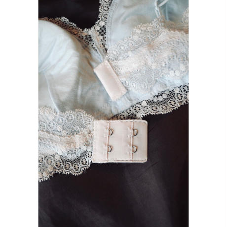 two color soft  brassiere set