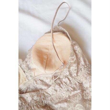 soft bra camisole set