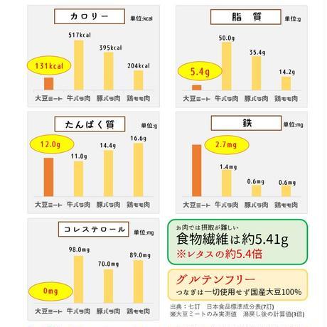 【日本産】大豆ミート(ミンチ) 1kg