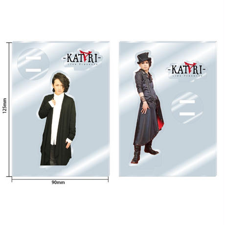 【Lida】-KATARI-アクリルスタンド2種