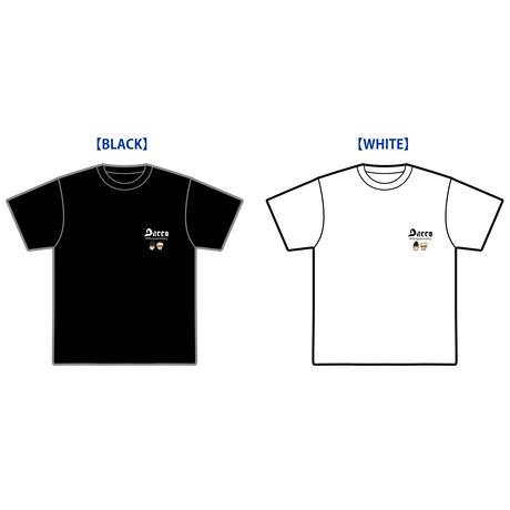 【Dacco】16周年記念Tシャツ (受注生産品)