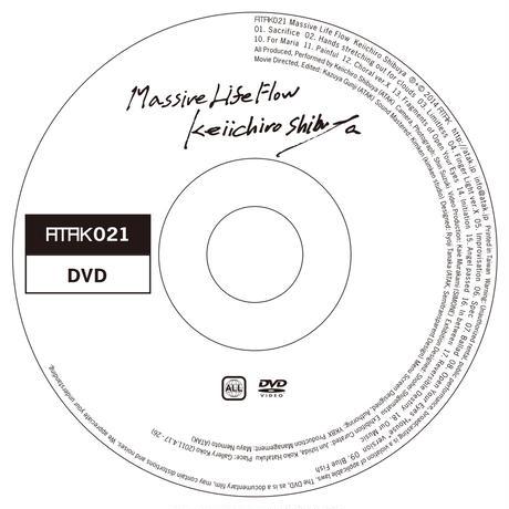 ATAK021 Massive Life Flow  Keiichiro Shibuya【DVD】
