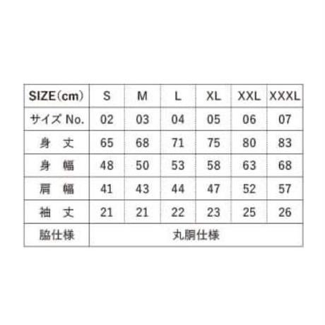 Tシャツ / ATAMI°(ホワイト赤/ホワイト黒)