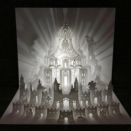 DL版【工作キット】ウルニエ城 白色