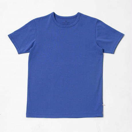 STELLAR CONFLICT天竺 S/S T-SHIRT ROYAL BLUE