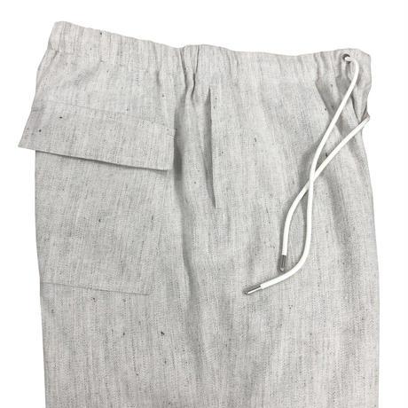 C/Li FLANNEL TWILL SNOW PANTS