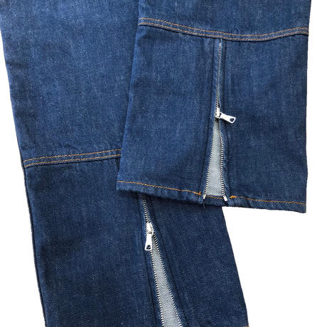 12Oz DENIM BACK ZIP 5P PANTS